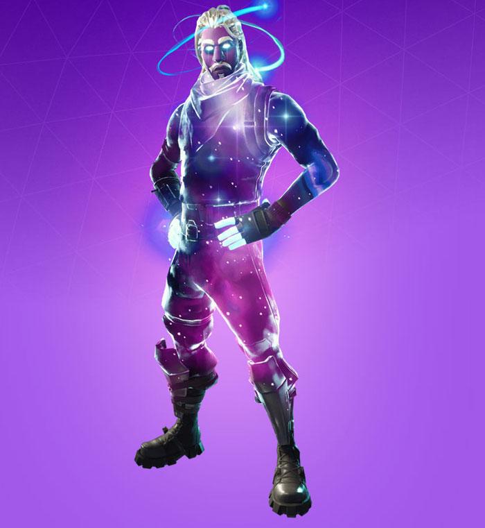 Photo of Galaxy Fortnite Skin