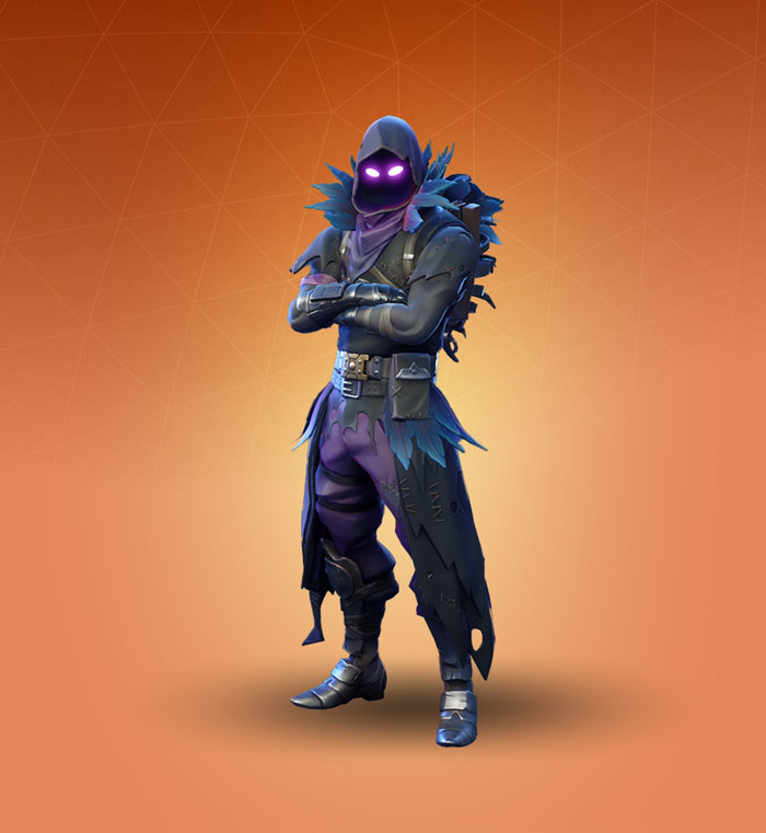 Photo of Raven Fortnite Skin