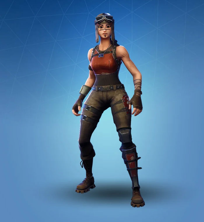Photo of Renegade Fortnite Skin