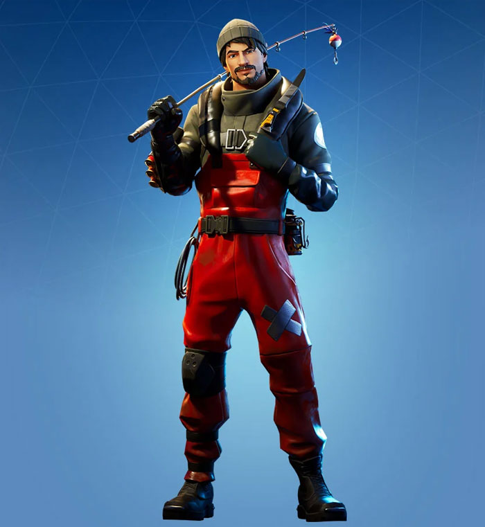 Photo of Turk Fortnite Skin