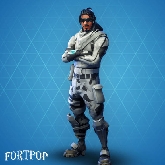 Fortnite Absolute Zero Skin - Fortpop