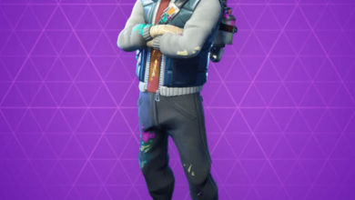 Photo of Abstrakt Fortnite Skin