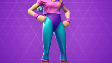 Photo of Aerobic Assassin Fortnite Skin