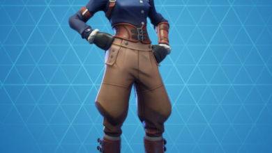 Photo of Airheart Fortnite Skin