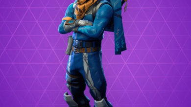 Photo of Alpine Ace Fortnite Skin