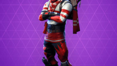 Photo of Alpine Ace (CAN) Fortnite Skin