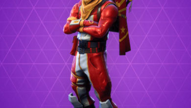 Photo of Alpine Ace (CHN) Fortnite Skin