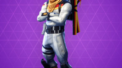 Photo of Alpine Ace (GER) Fortnite Skin