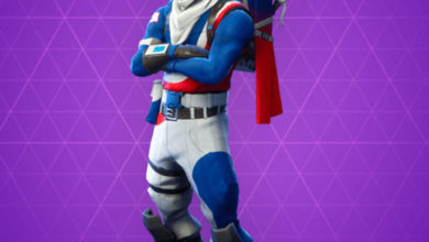 Photo of Alpine Ace (KOR) Fortnite Skin