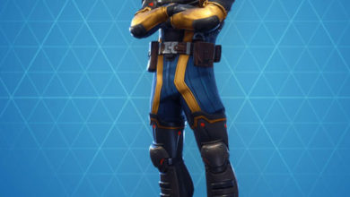 Photo of Axiom Fortnite Skin