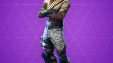 Photo of Bandolier Fortnite Skin