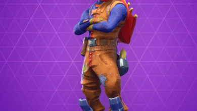 Photo of Beef Boss Fortnite Skin