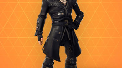 Photo of Blackheart Fortnite Skin