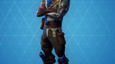 Photo of Blue Squire Fortnite Skin