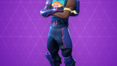 Photo of Brite Gunner Fortnite Skin