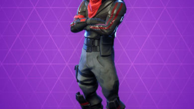 Photo of Burnout Fortnite Skin