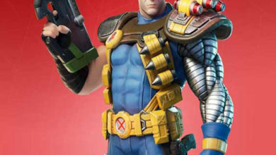 Photo of Cable Fortnite Skin
