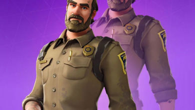 Photo of Chief Hopper Fortnite Skin