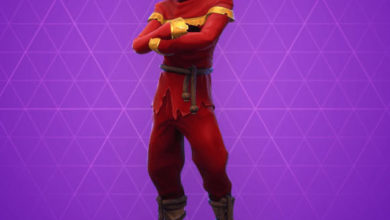 Photo of Cloaked Shadow Fortnite Skin