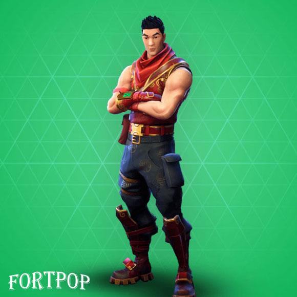 Crimson Scout