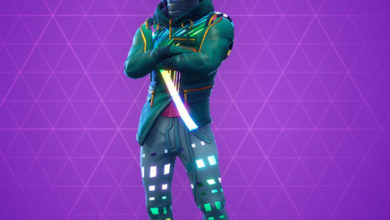 Photo of DJ Yonder Fortnite Skin