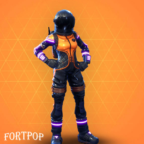 Photo of Dark Vanguard Fortnite Skin