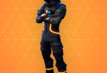 Photo of Dark Voyager Fortnite Skin