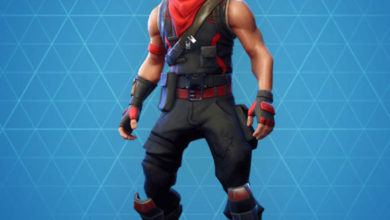 Photo of Desperado Fortnite Skin