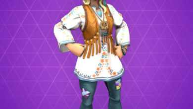 Photo of Dreamflower Fortnite Skin
