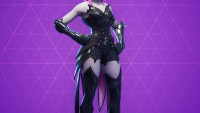 Photo of Dusk Fortnite Skin