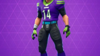 Photo of End Zone Fortnite Skin