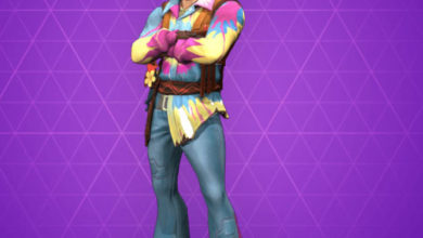 Photo of Far Out Man Fortnite Skin
