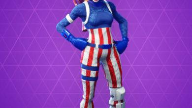 Photo of Fireworks Team Leader Fortnite Skin