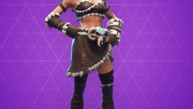 Photo of Fyra Fortnite Skin