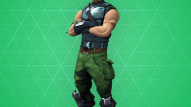 Photo of Garrison Fortnite Skin