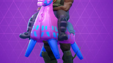 Photo of Giddy-Up Fortnite Skin