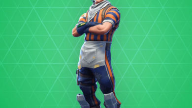 Photo of Grill Sergeant Fortnite Skin
