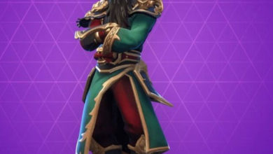 Photo of Guan Yu Fortnite Skin