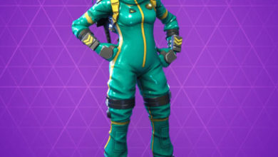 Photo of Hazard Agent Fortnite Skin