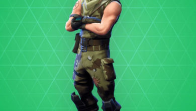 Photo of Highrise Assault Trooper Fortnite Skin