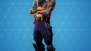 Photo of Hyperion Fortnite Skin