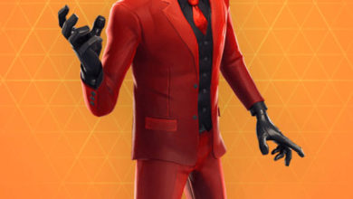 Photo of Inferno Fortnite Skin