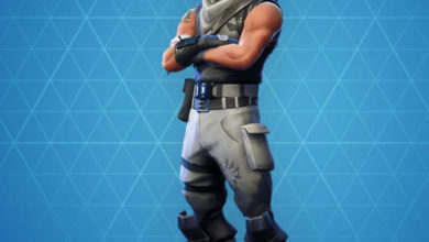 Photo of Infiltrator Fortnite Skin