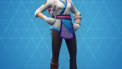 Photo of Maki Master Fortnite Skin