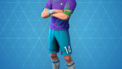 Photo of Midfield Maestro Fortnite Skin