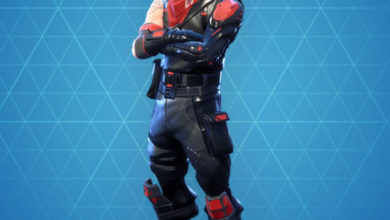 Photo of Midnight Ops Fortnite Skin