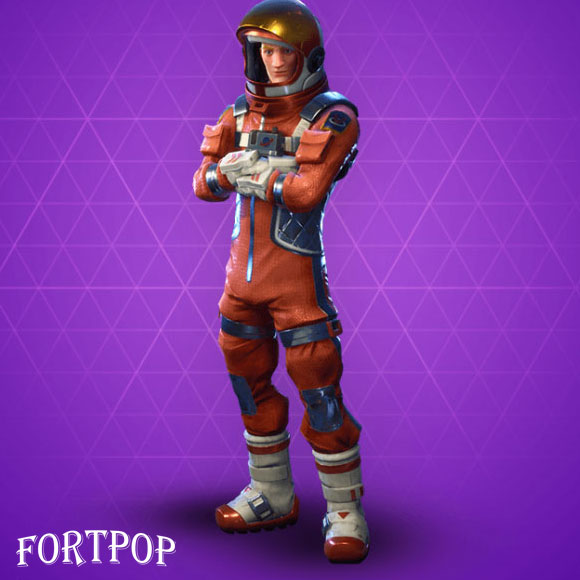 Photo of Mission Specialist Fortnite Skin