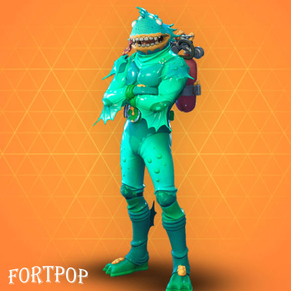 Photo of Moisty Merman Fortnite Skin
