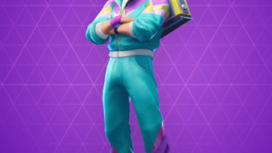 Photo of Mullet Marauder Fortnite Skin