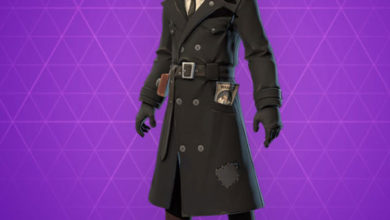 Photo of Noir Fortnite Skin